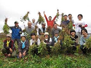 地域主体の持続可能な社会づくり 2014年の取り組み 写真